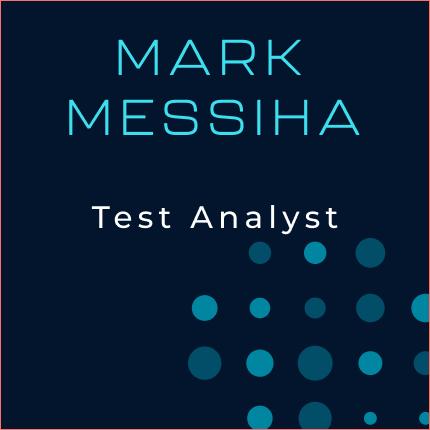 Mark Messiha